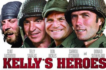 Kellys Heroes Movie Review (1970)