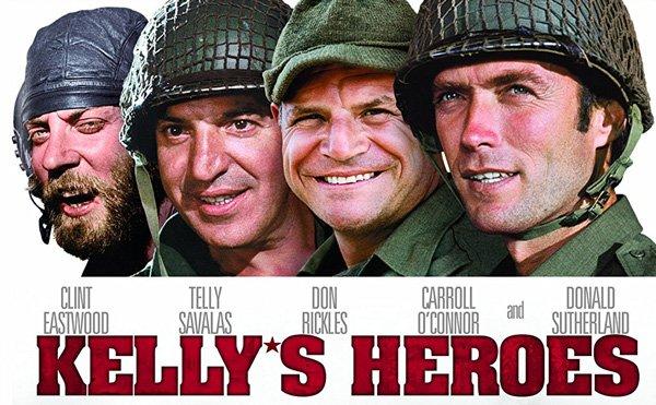 Resultado de imagen de kelly's heroes