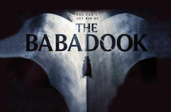 The Babadook Movie Review (2014) (Blu-ray)