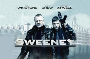 The Sweeney Movie Review (2012) Blu-ray