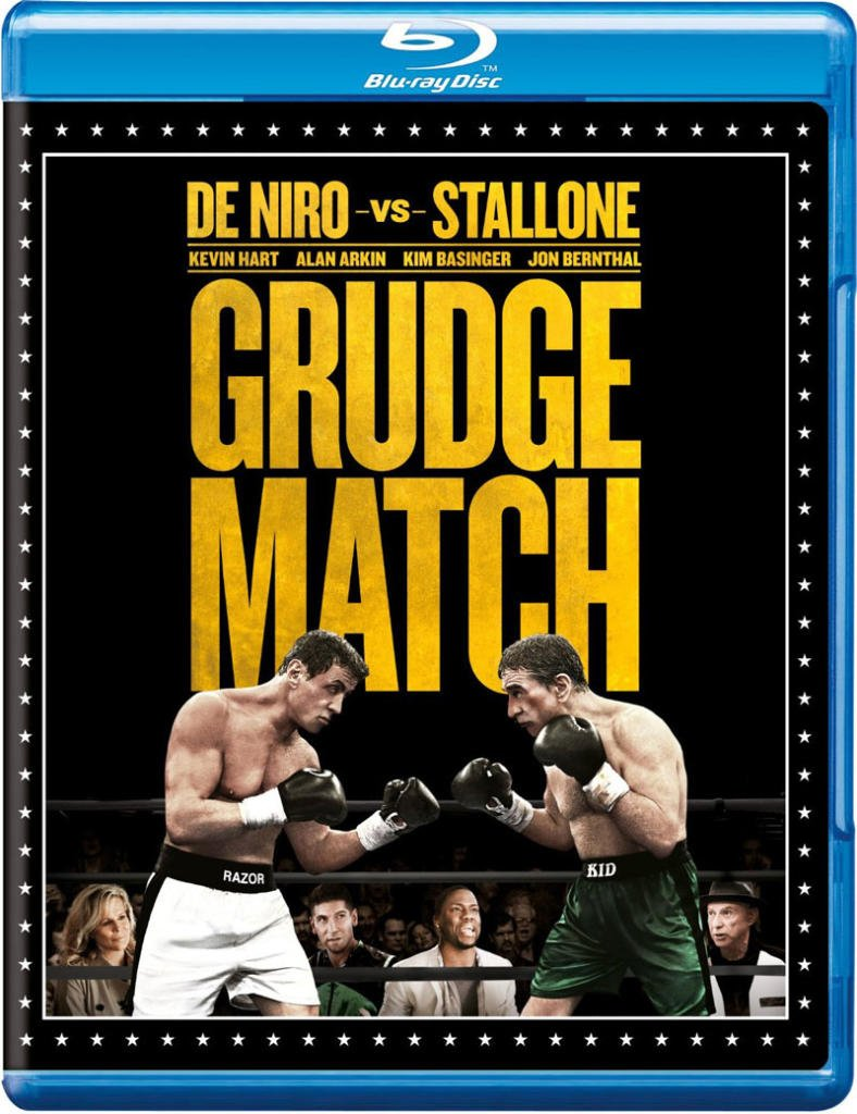grudge match movie review