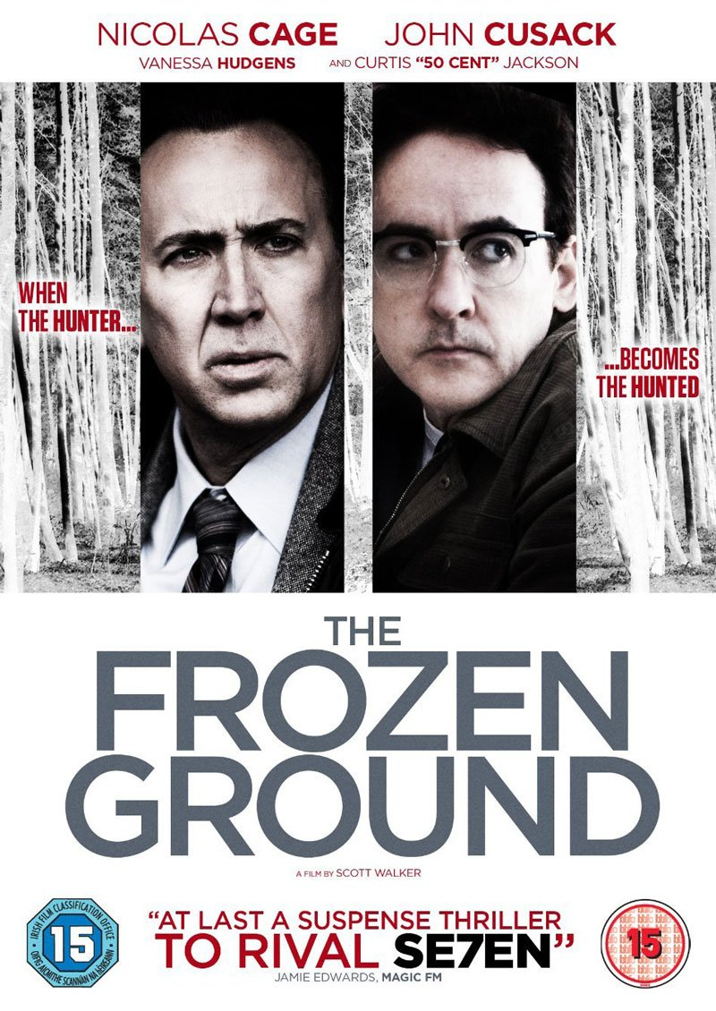 The Frozen Ground Movie Review (2013) - Popcorn Cinema Show