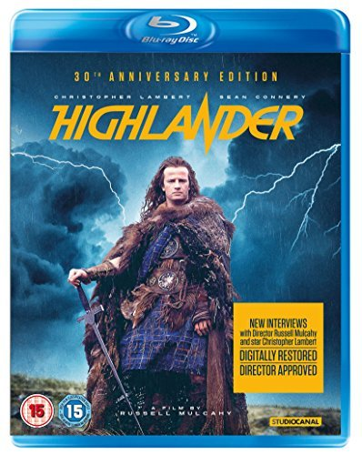 highlander blu-ray review
