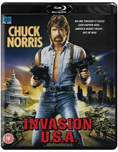 invasion usa blu-ray