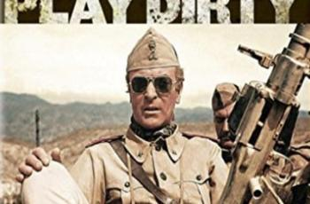 Play Dirty Blu-ray Review (1968)