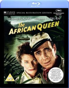 The African Queen Blu-ray (1951)