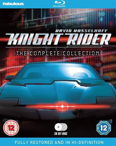Knight Rider Blu-ray Review
