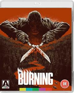 The Burning blu-ray review