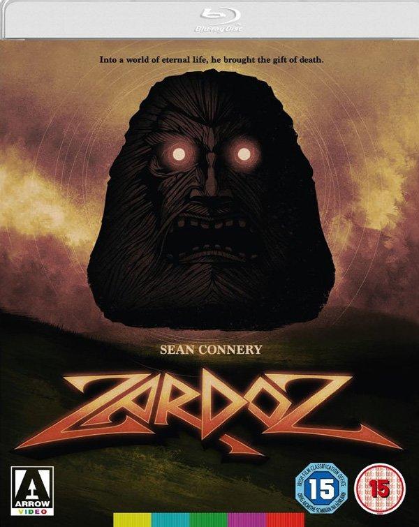 Zardoz Blu-ray Review (1973)