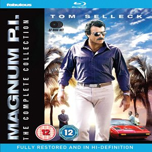 Magnum PI Blu-ray Review