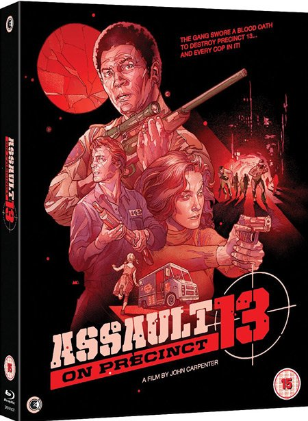 Assault on Precinct 13 Blu-ray Review (1976)
