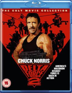 Delta Force 2 Blu-ray Review (1990)