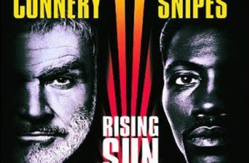 Rising Sun Blu-ray Review (1993)
