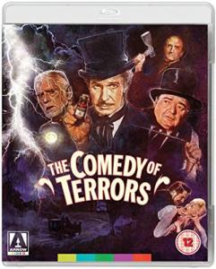 The Comedy of Terrors Blu-ray Review