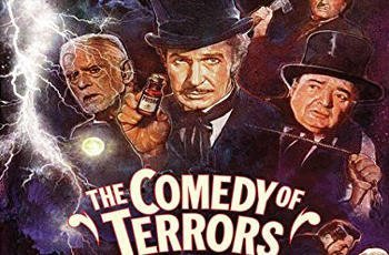 The Comedy of Terrors Blu-ray Review (1963)
