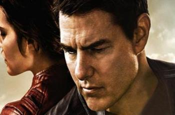 Jack Reacher Never Go Back Blu-ray Review (2016)