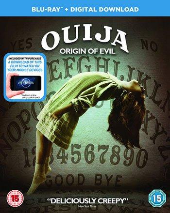 Ouija Origin of Evil Blu-ray Review (2016)