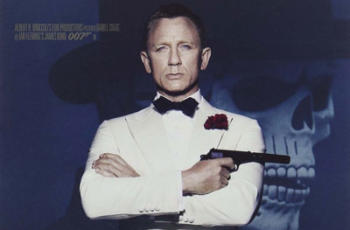 SPECTRE Blu-ray Review (2015)
