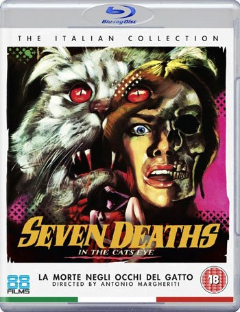 Seven Deaths In The Cat's Eye Blu-ray Review