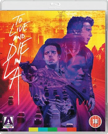 To Live And Die In LA Blu-ray Review