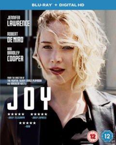 Joy Blu-ray Review (2015)