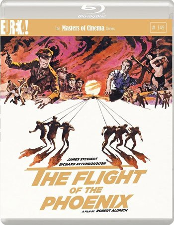 The Flight of the Phoenix Blu-ray Review (1965)
