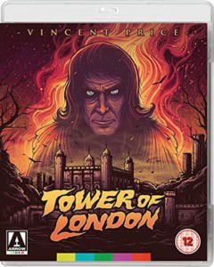 Tower of London Blu-ray Review (1962)