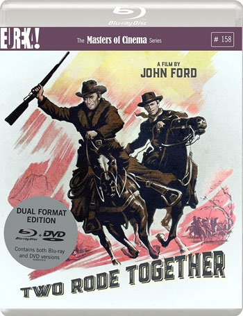Two Rode Together Blu-ray Review (1961)