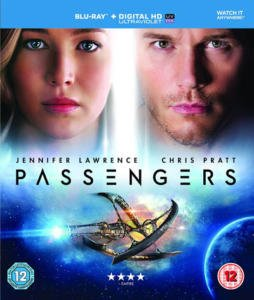 Passengers Blu-ray Review (2016)