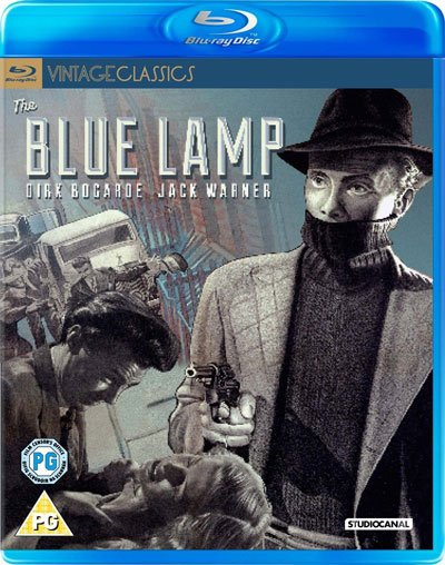 The Blue Lamp Blu-ray Review (1950)