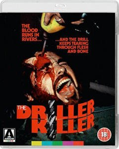 The Driller Killer Blu-ray Review