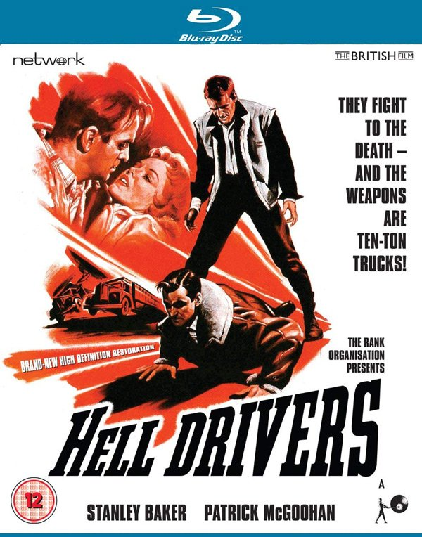 Hell Drivers Blu-ray Review (1957)