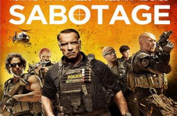 Sabotage Blu-ray Review (2014)