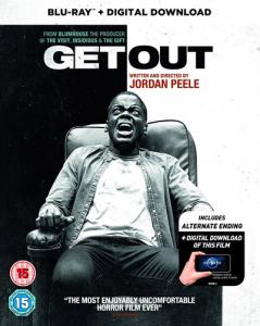 Get Out Blu-ray Review (2017)