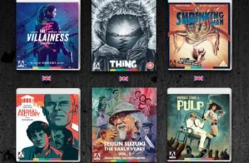 Arrow Video to release The Thing Blu-ray in November