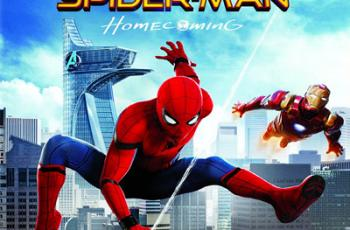 US Blu-ray Round-up October 17 2017 - Spider-Man: Homecoming