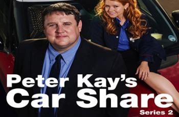 UK Blu-ray releases this week include Peter Kays Car Share