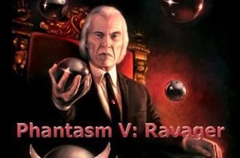 Phantasm V Ravager Blu-ray Review