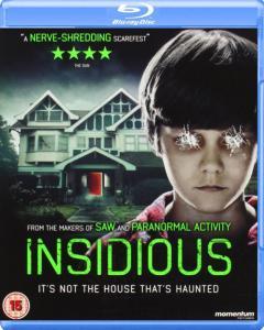 Insidious Blu-ray Review (2010)