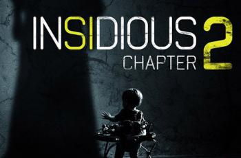 Insidious Chapter 2 Blu-ray Review (2013)