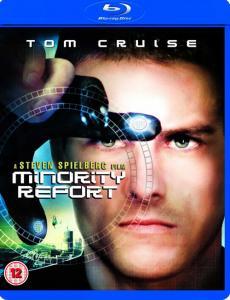 Minority Report Blu-ray Review (2002)