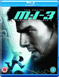 Mission Impossible 3 Blu-ray Review (2006)