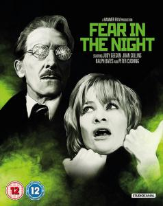 Fear in the Night Blu-ray Review (1972)