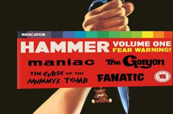 Hammer Volume One Fear Warning Blu-ray Boxset Review