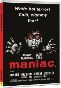 Maniac Blu-ray Review (1963)