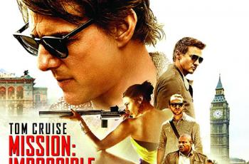 Mission Impossible Rogue Nation Blu-ray Review (2015)