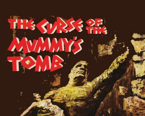 The Curse Of King Tuts Tomb Torrent: The Curse Of The Mummy's Tomb (1964) Blu-ray Review