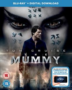 The Mummy (2017) Blu-ray Review