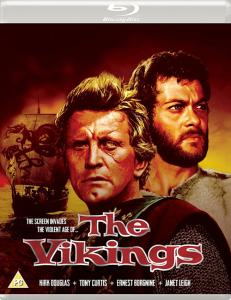 The Vikings blu-ray review