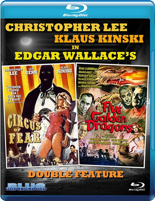 Circus of Fear Blu-ray Review (1966)
